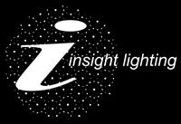 insight lighting logo black